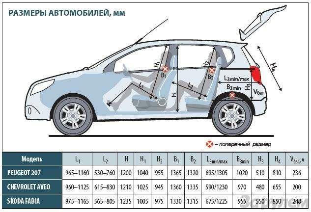 Peugeot 207, Chevrolet Aveo, Skoda Fabia: Кавалеры приглашают дам— фото 93101