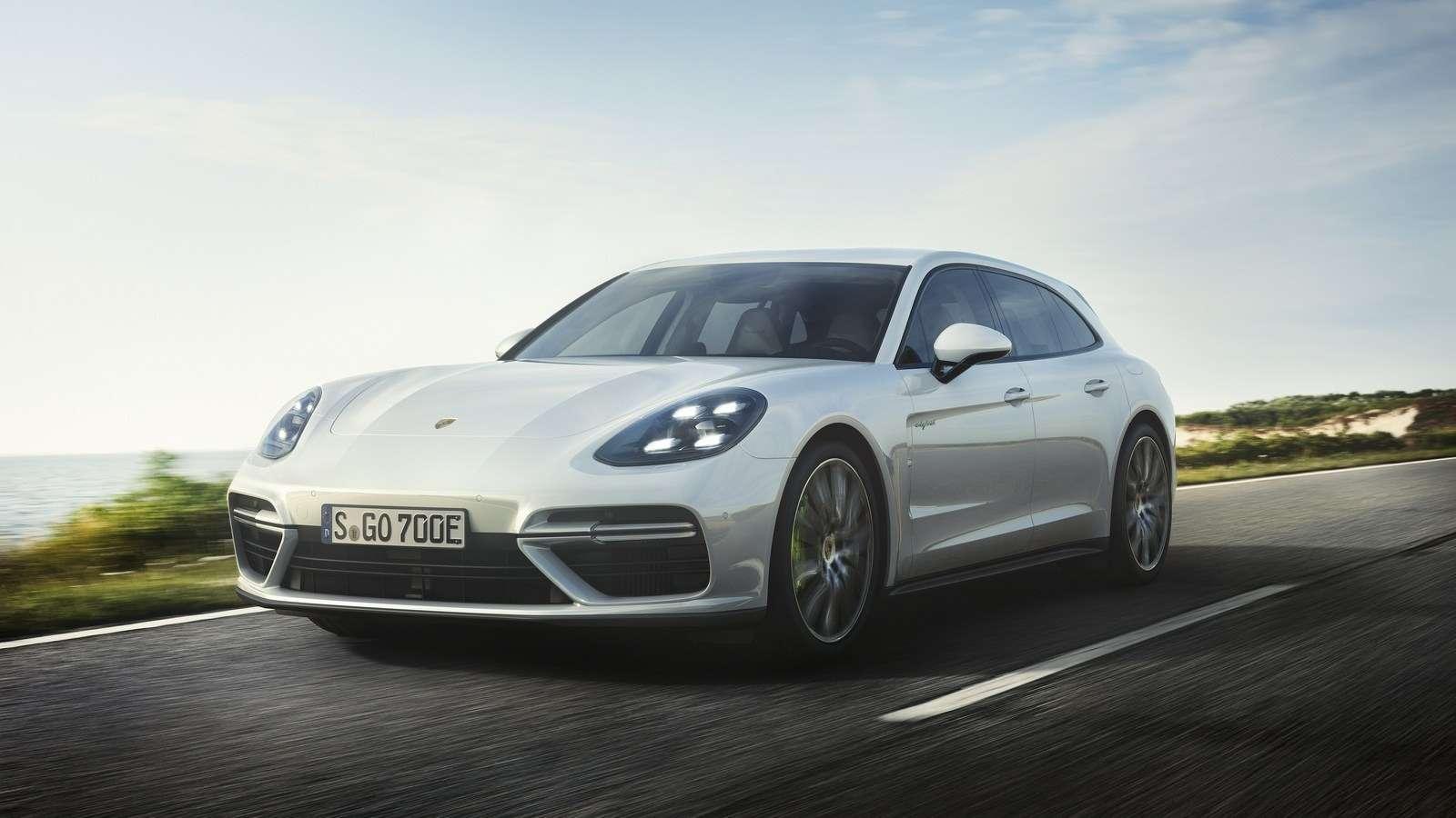 Porsche рассекретила самый крутой «сарай» вмире— фото 798453