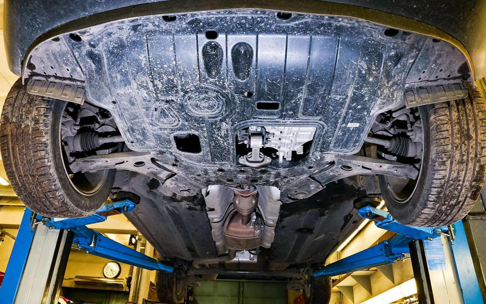 Hyundai Creta, Renault Kaptur, Kia Soul, Lada XRAY: разборка переднеприводных— фото 657363