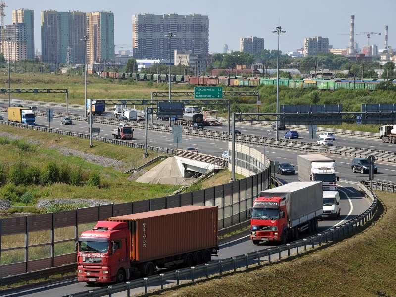 Кольцевая автомобильная дорога Санкт-Петербурга
