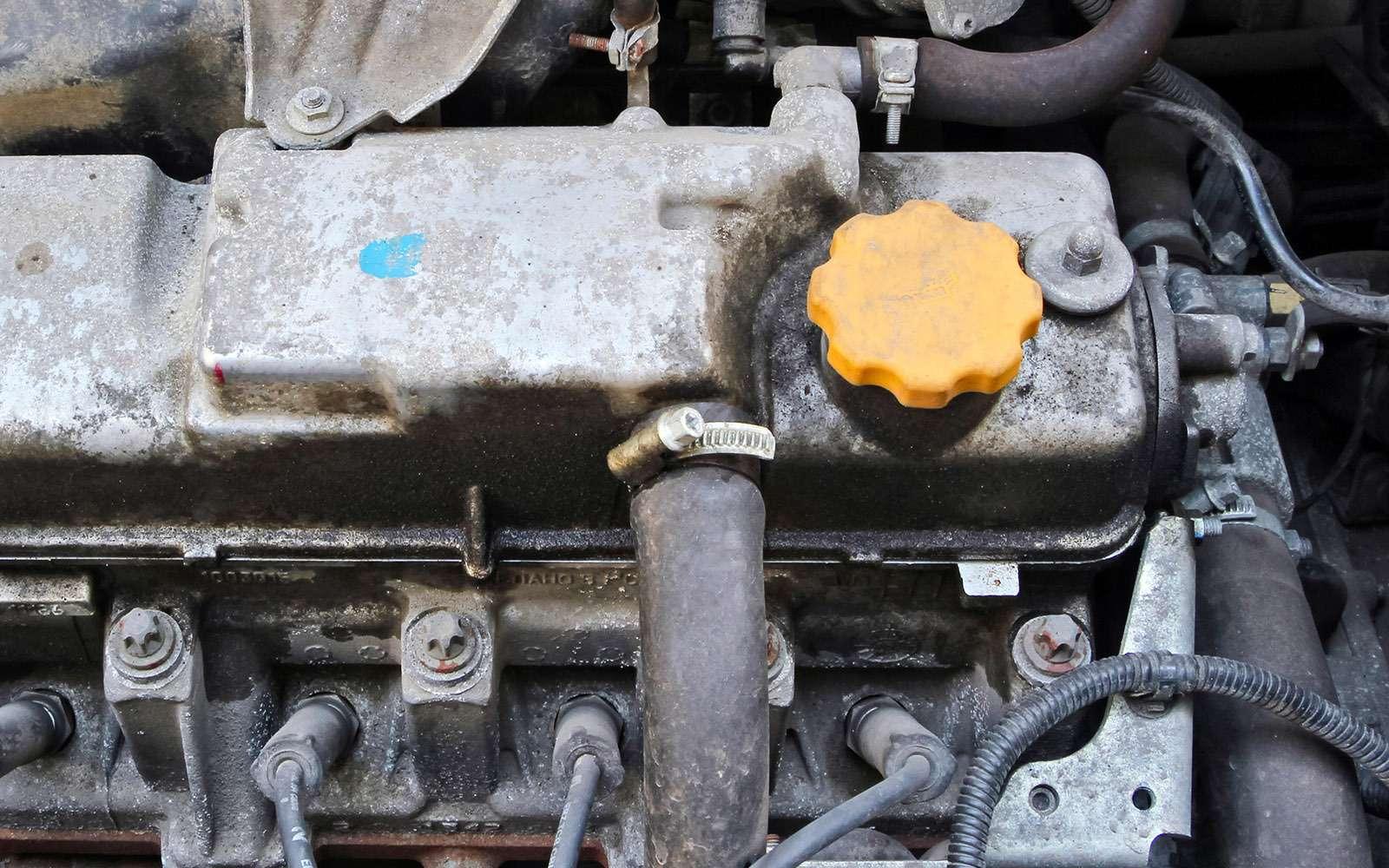 Datsun mi-DO изпарка ЗР: промывание мозгов— фото 637677