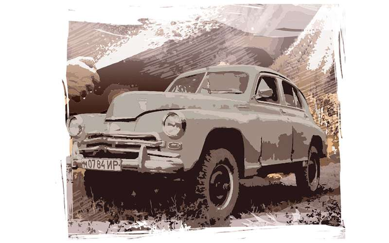 Загадка: какая опция впервые вСССР появилась наГАЗ-М72?