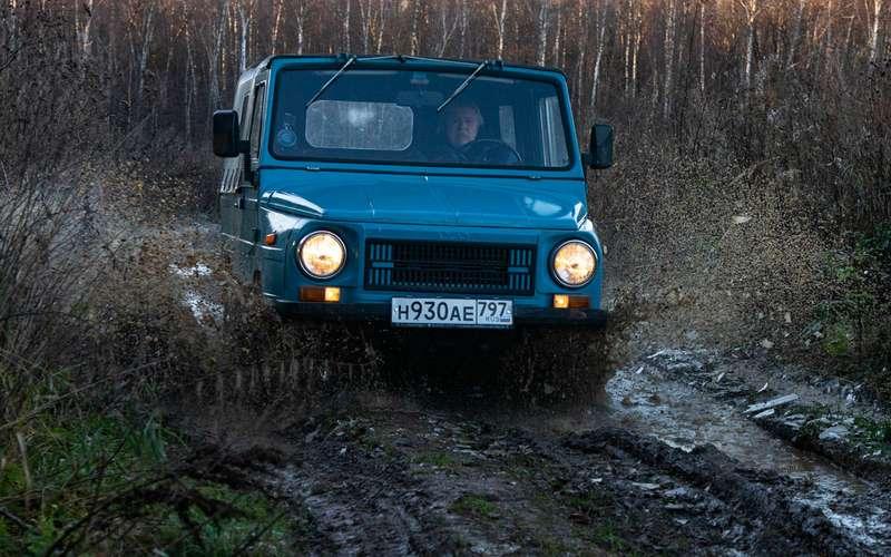 6забавных особенностей лучшего внедорожника СССР— ЛуАЗ-969