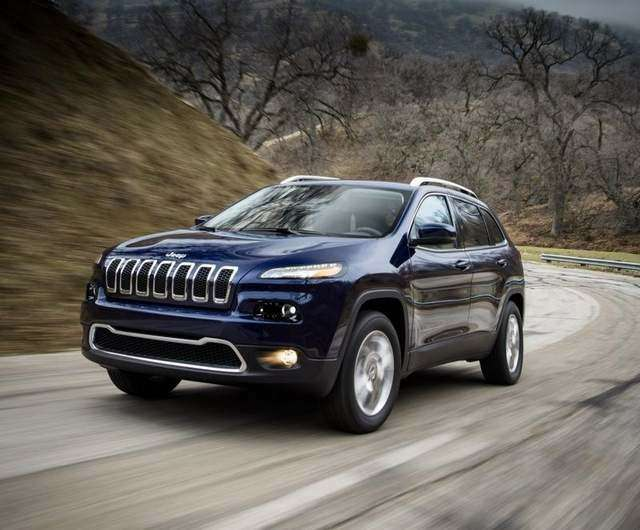no copyright 2014 Jeep Cherokee Limited
