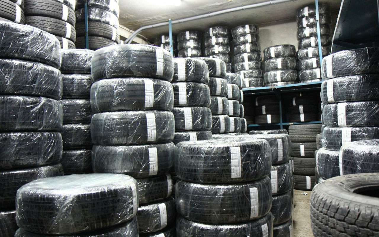 Каквыгоднее хранить шины— все способы— фото 1125231