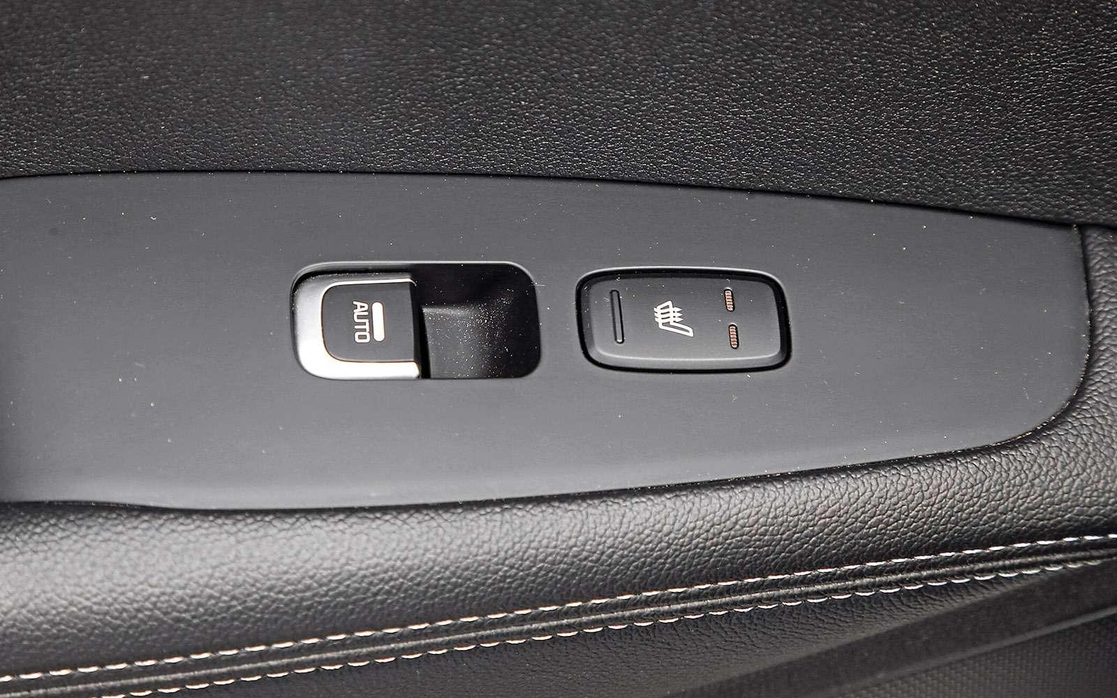 Новый Nissan Murano против конкурентов: длинные рубли— фото 691716
