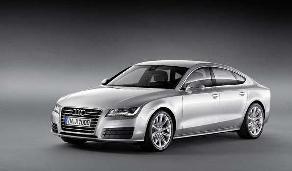 Audi A7Sportback/Standaufnahme