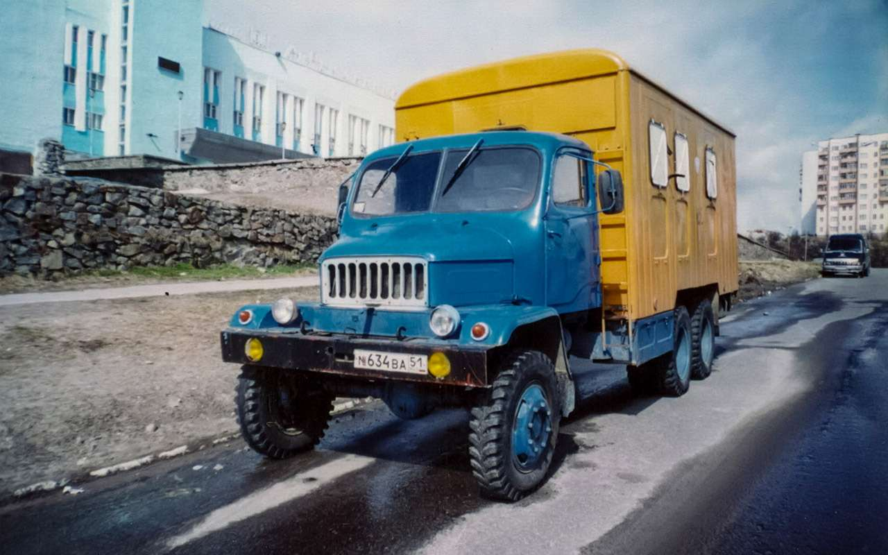 Самые доступные иномарки вСССР— грузовики, конечно!— фото 1209195