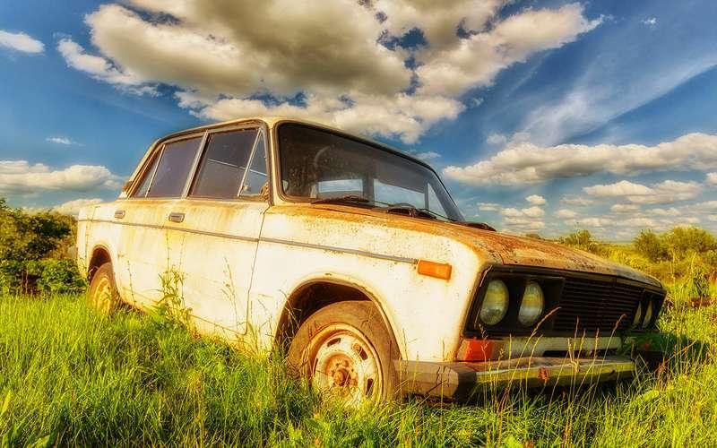 Старым машинам запретят ездить. Асколько лет вашей?