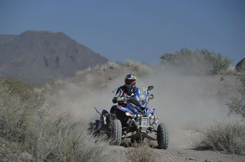 MOTORSPORT —  DAKAR 2014 PART 1