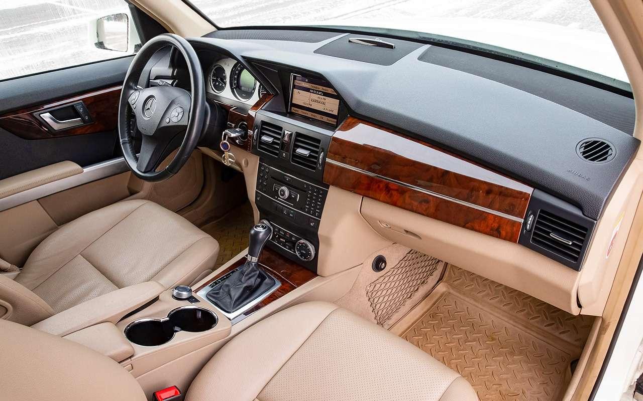 Новый VWPolo или старый Mercedes GLK? Выудивитесь!— фото 1231673