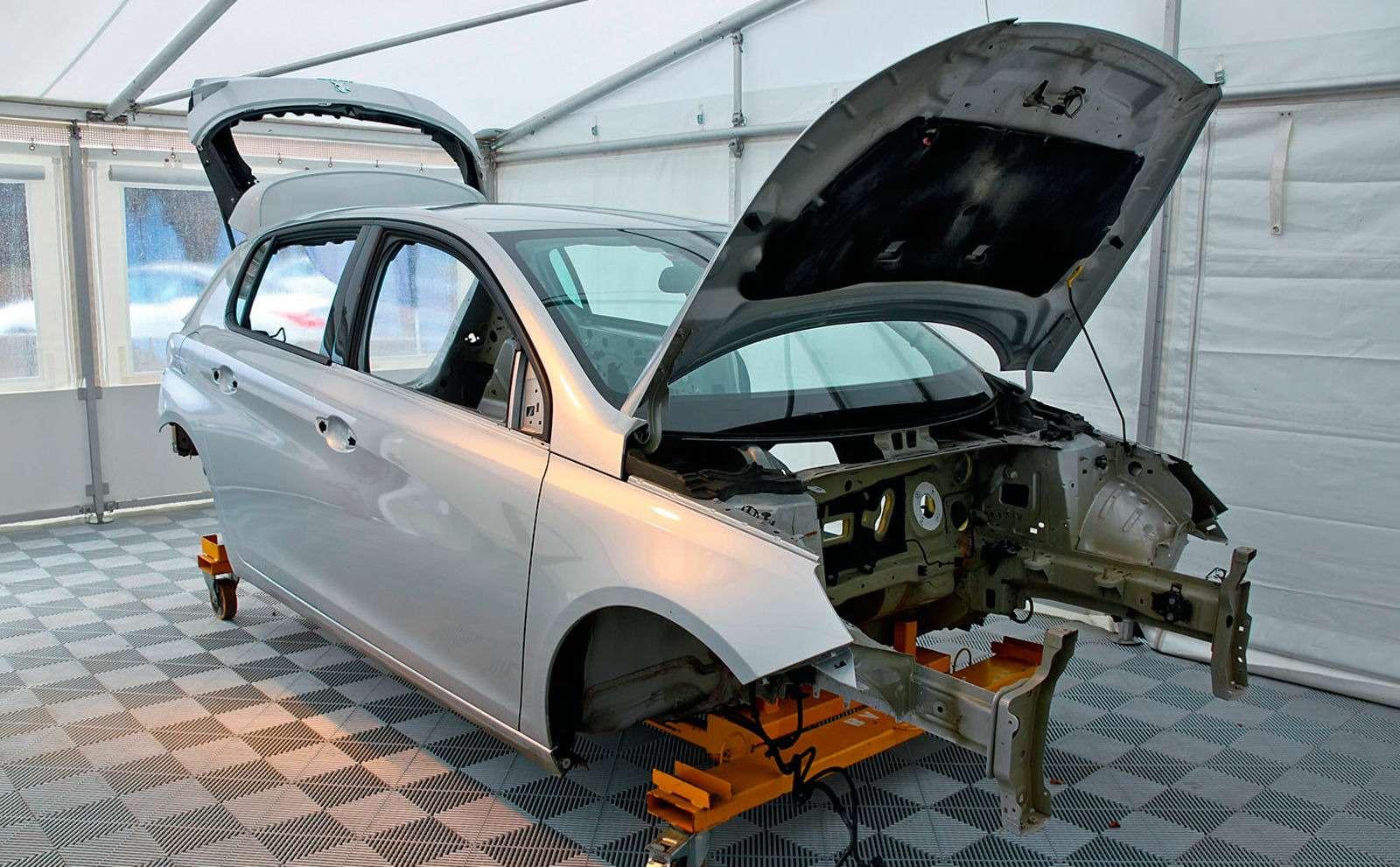 Ресурсные испытания Peugeot 308: чтобы выжить вРоссии— фото 580378