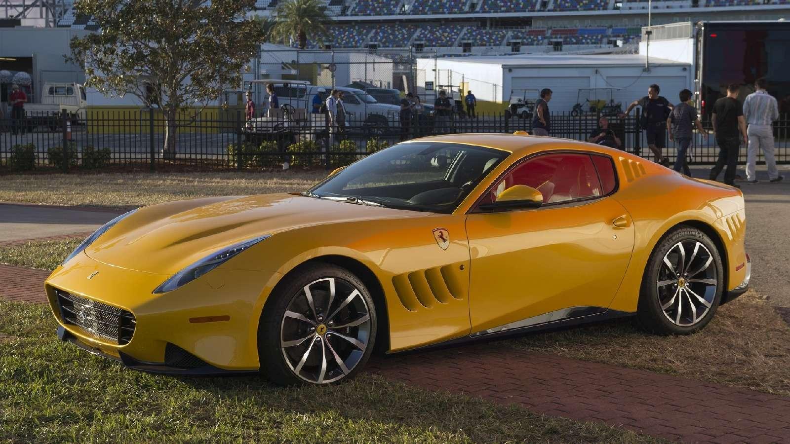 Ferrari SP275RW Competizione— индпошив без лишних понтов— фото 673976