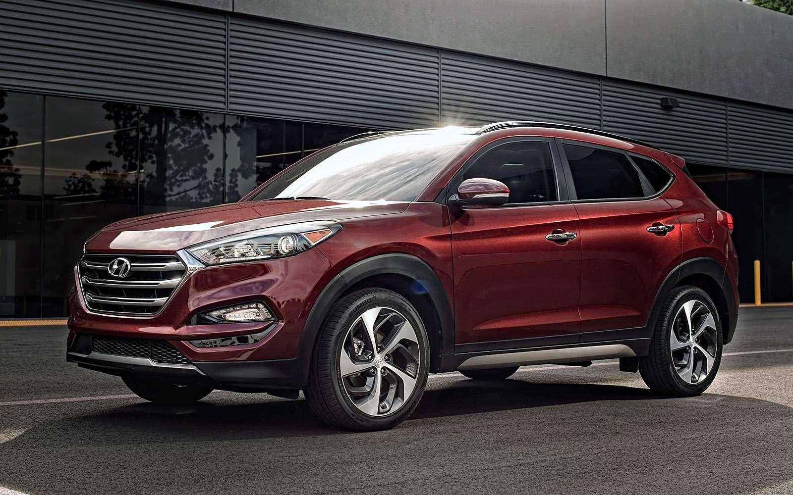 Новый Hyundai Tucson против подержанного премиума— фото 622932