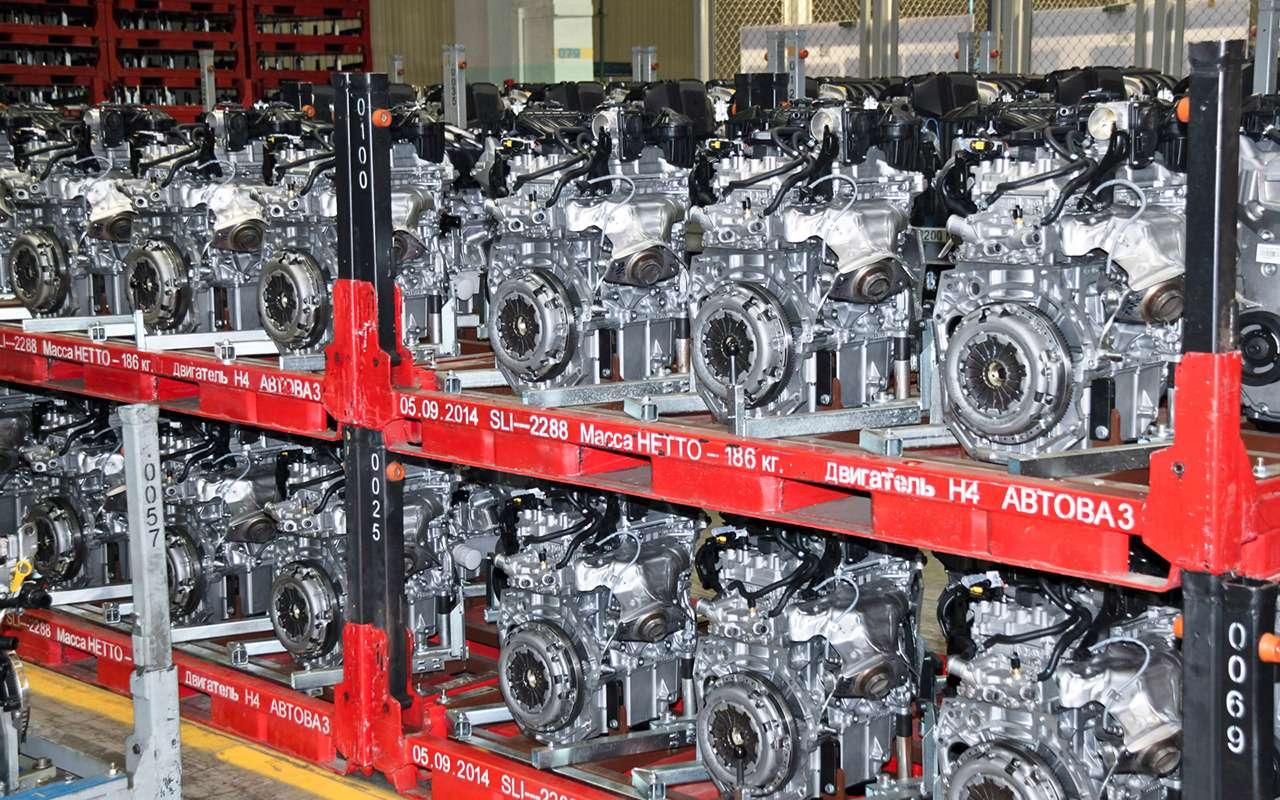 5 проблем самого популярного мотора  Лады, Renault иNissan— фото 1250744