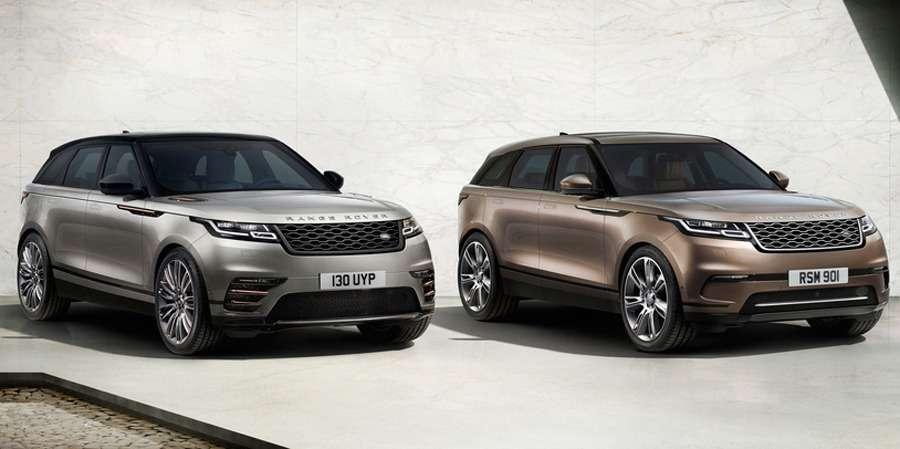 Range Rover Velar получил российский ценник— фото 715064