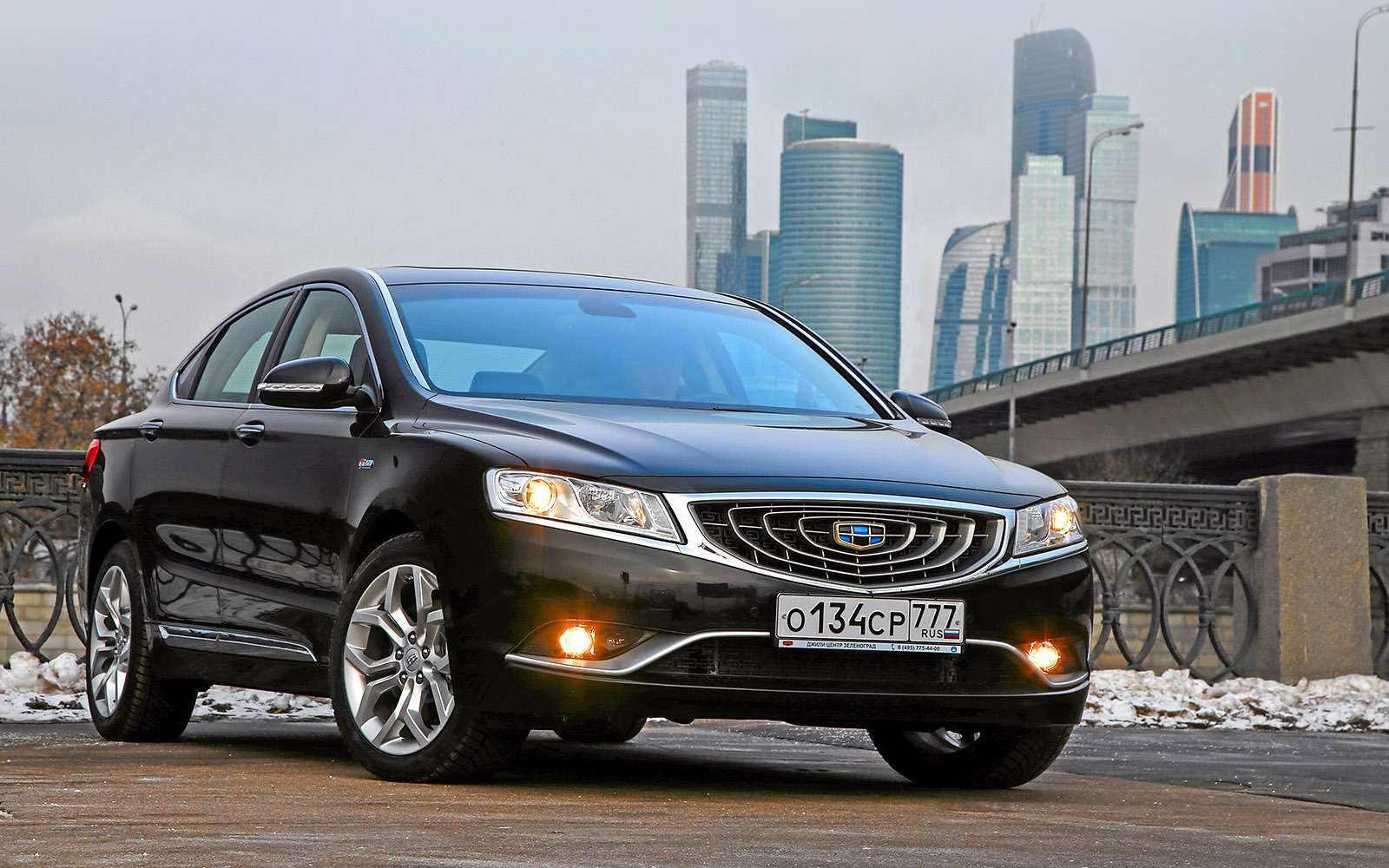 Geely Emgrand GT