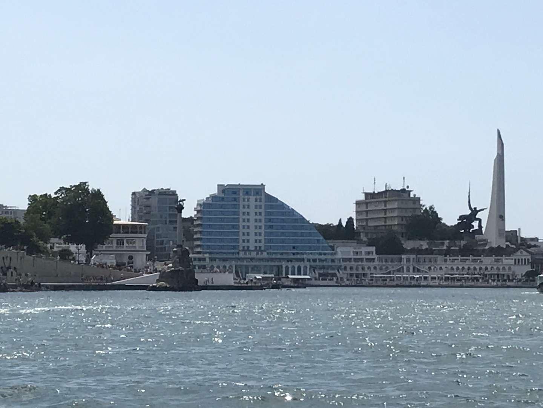 В Крым через мост наарендованном Hyundai Solaris— рассказ читателя ЗР— фото 899529