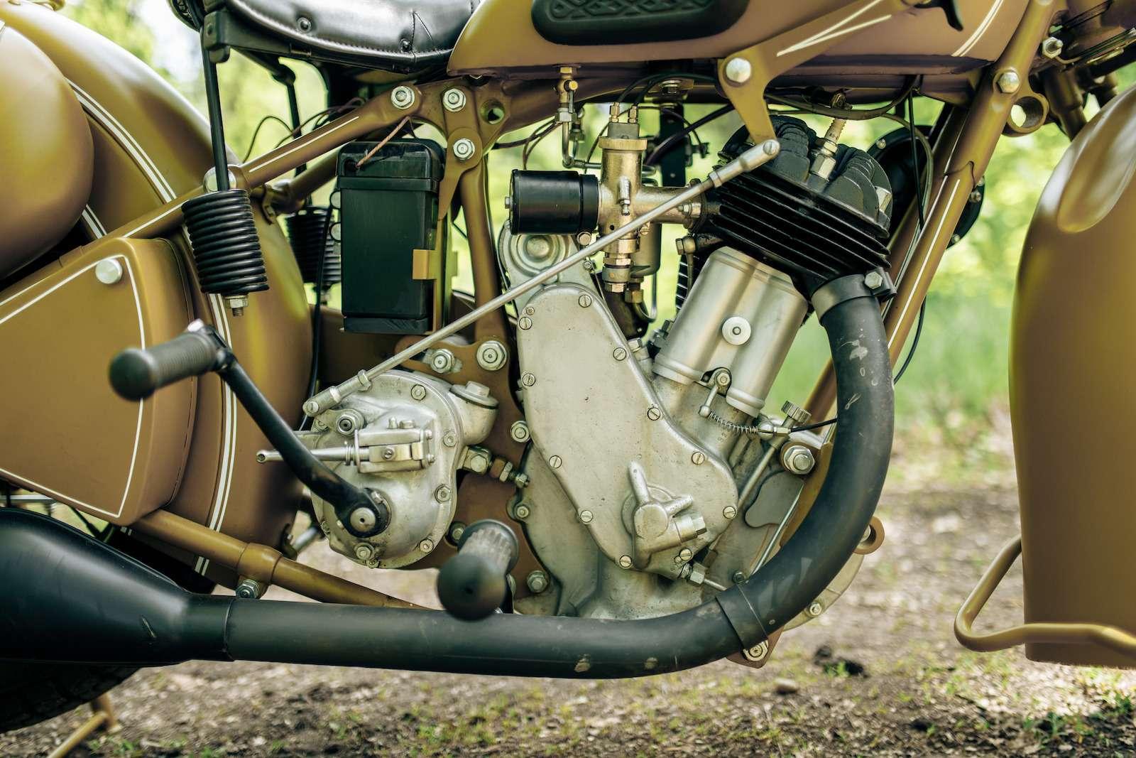 «Шестисотый» изТаганрога: как мыклонировали британский байк— фото 922056