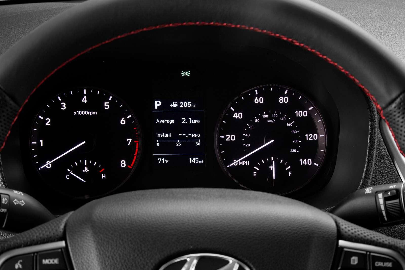Новый Hyundai Accent не дорос доСоляриса— фото 708540