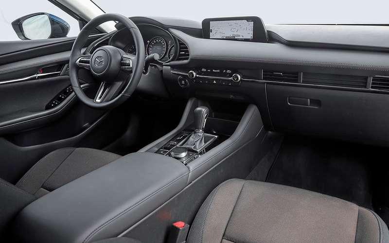 VWJetta, Kia Cerato, Mazda 3— тест-сравнение