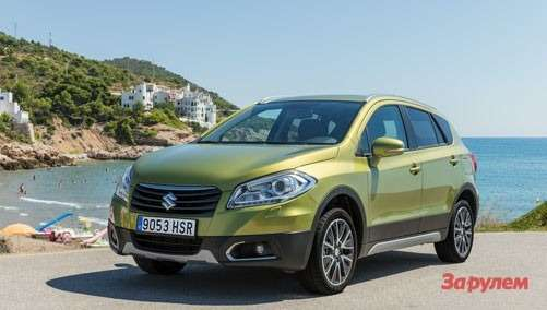 23 SX4 S CROSS Still