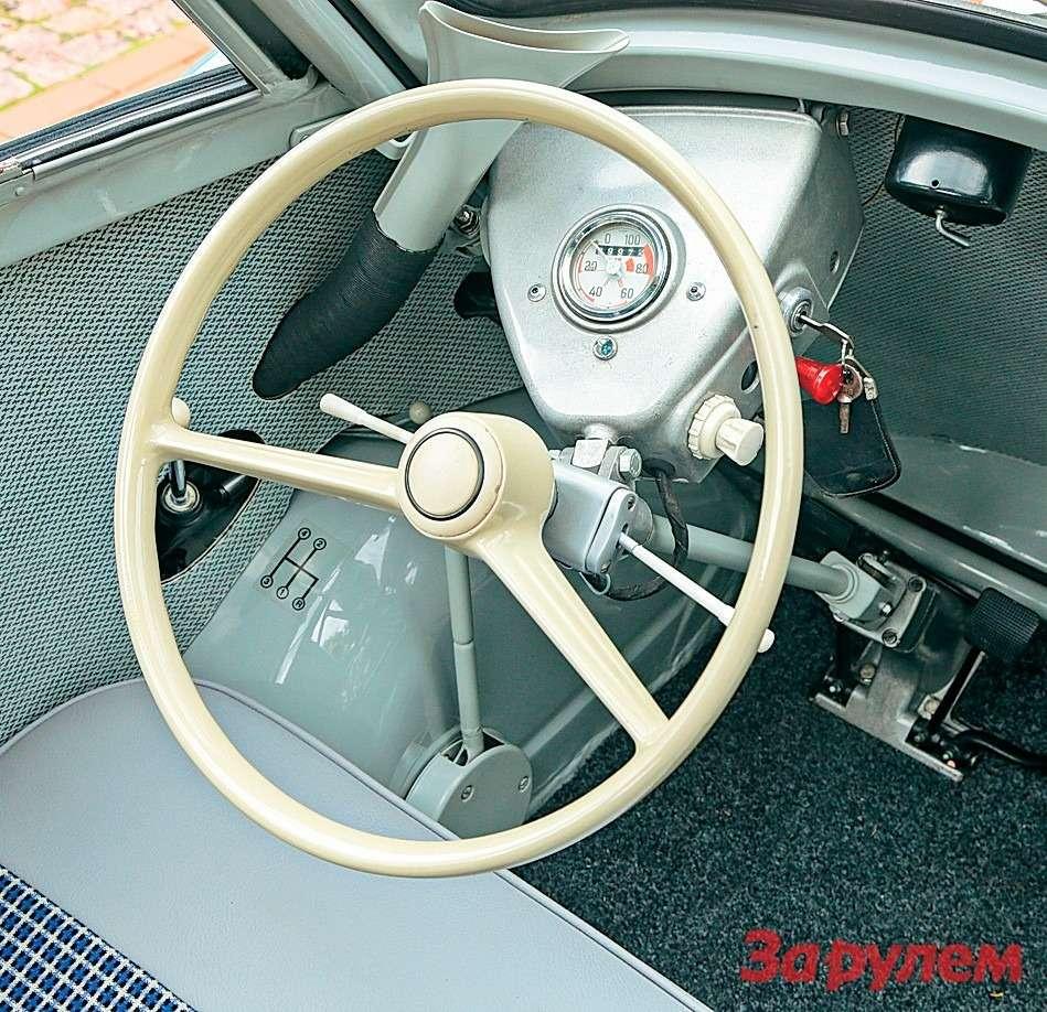 BMWIsetta 250— круглый отличник— фото 260688