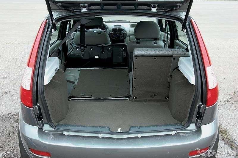 Тест Lada Kalina, Hyundai Getz, Ford Fiesta. Вкомпании спровинциалом.— фото 68897