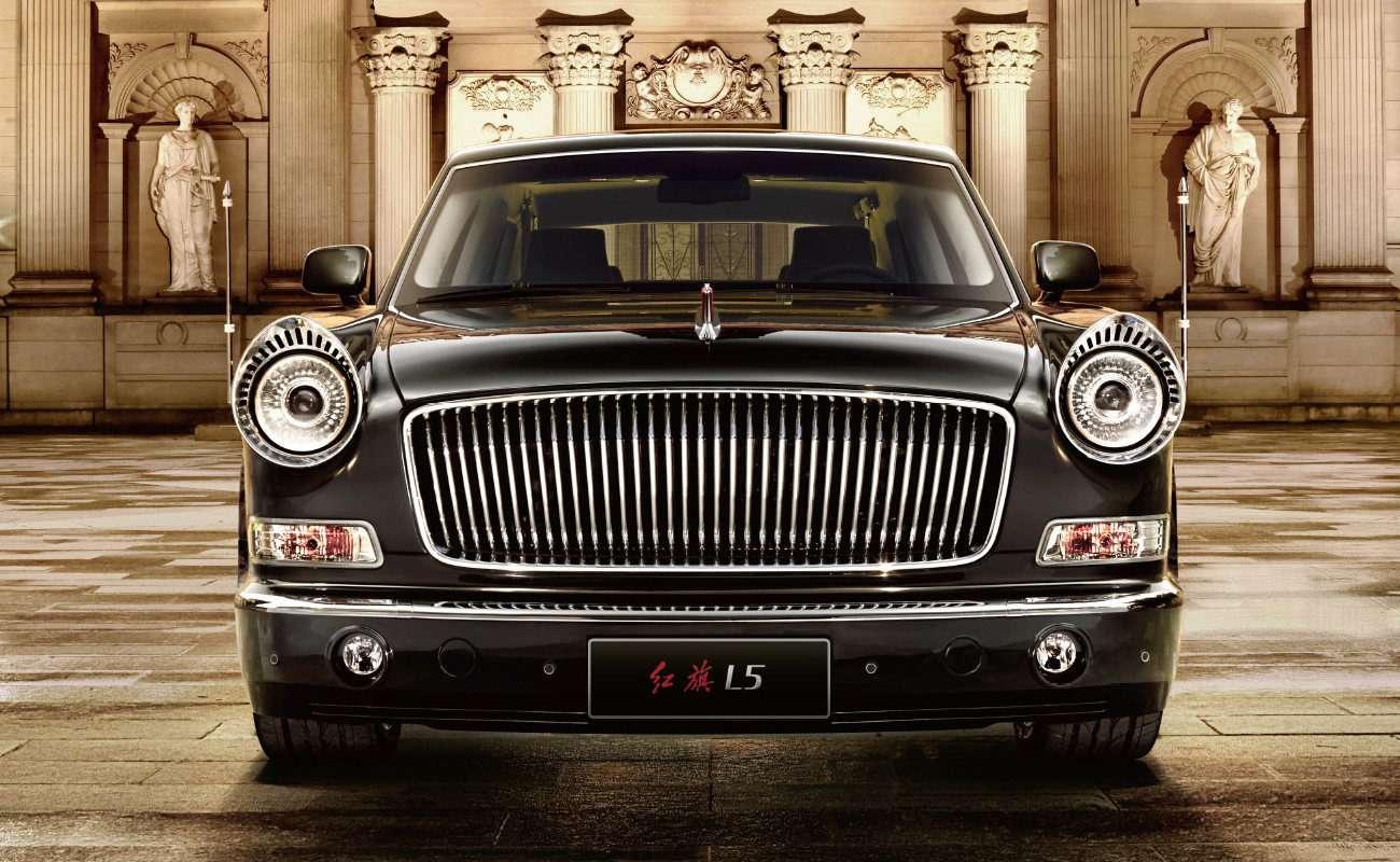 Дороже S-класса: самый крутой китайский седан поступил впродажу— фото 825586