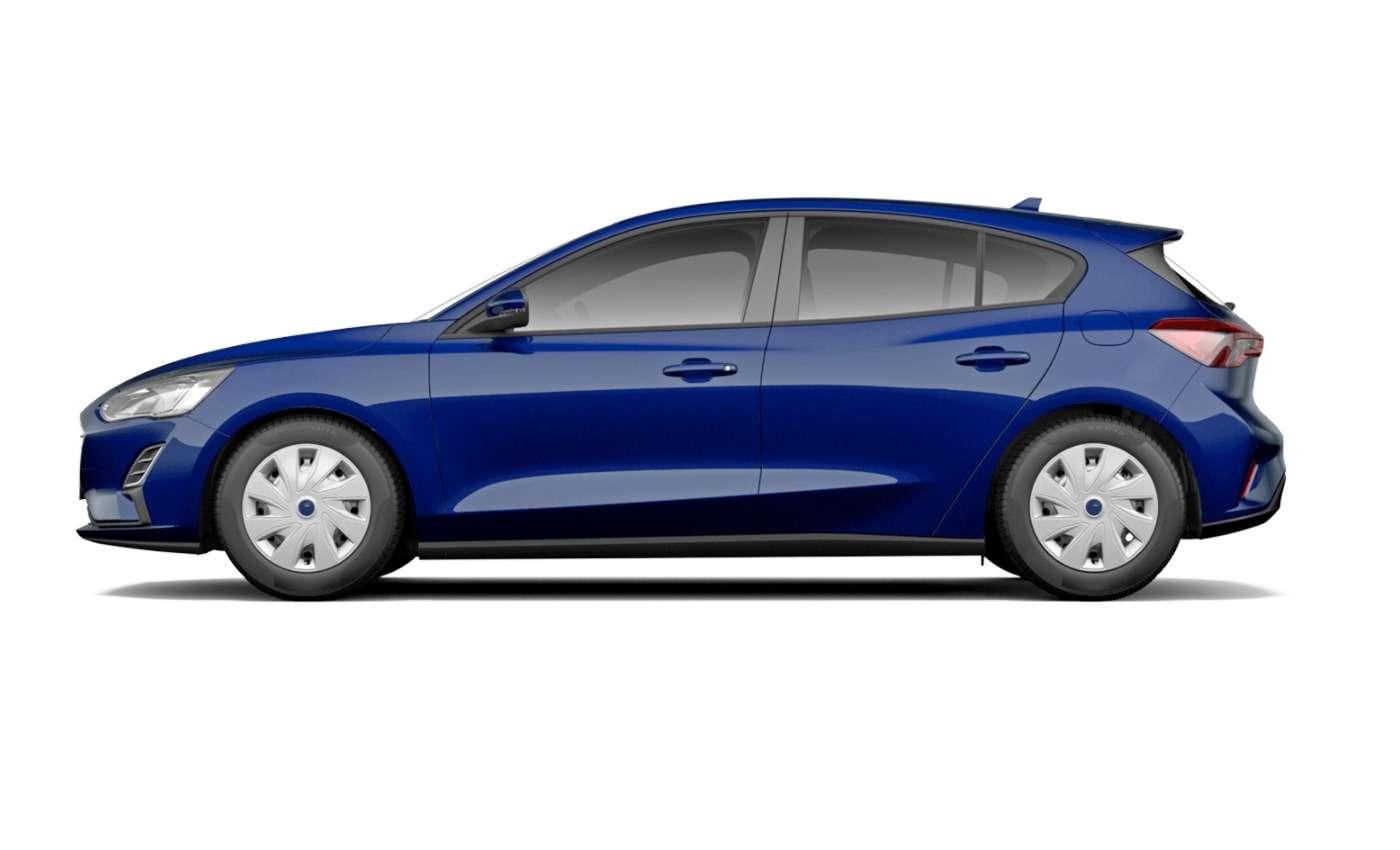 Голый, нонесмешной: новый Ford Focus вбазовых версиях— фото 862235