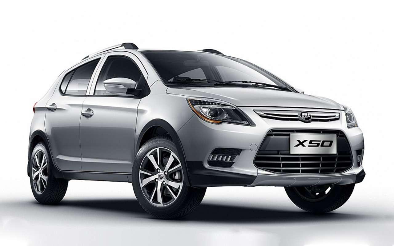 Икс-фактор: новый опасный соперник Лады XRAY— Kia Rio X-Line— фото 814667