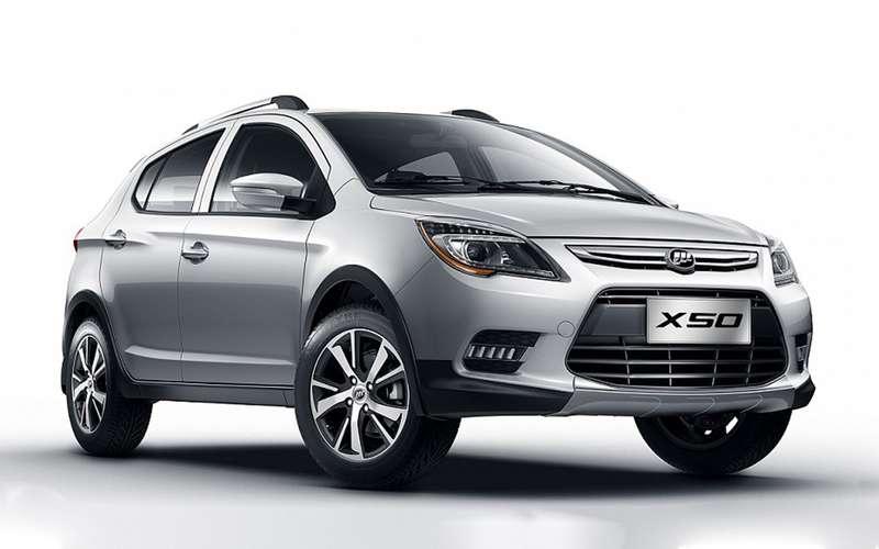 Икс-фактор: новый опасный соперник Лады XRAY— Kia Rio X-Line