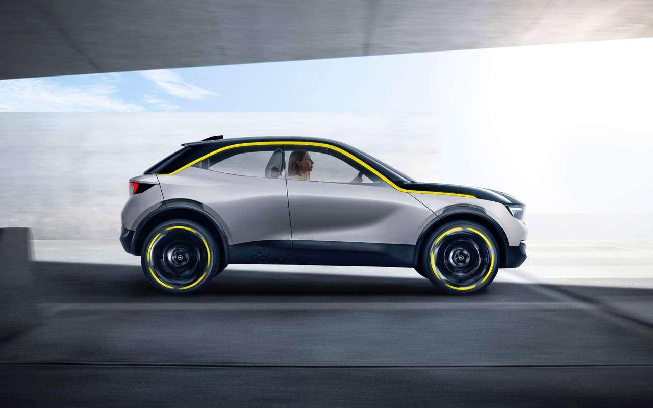 Opel готовит 8новых иобновленных моделей— фото 912914
