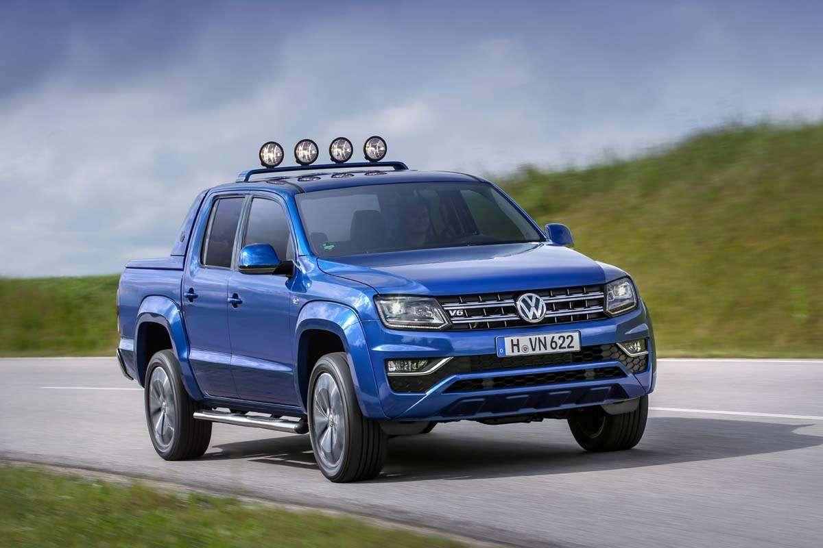 Стартовали продажи обновленного пикапа Volkswagen Amarok— фото 645620