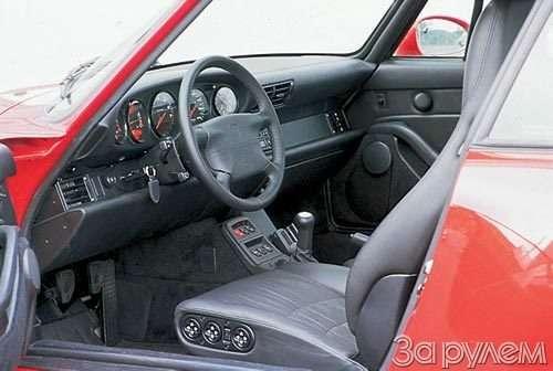 Porsche 911. два бойца нанюрбургринге— фото 13925
