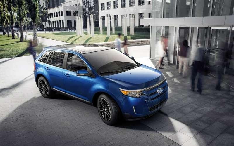 Кроссоверы Ford Edge иEcoSport будут делать вРоссии