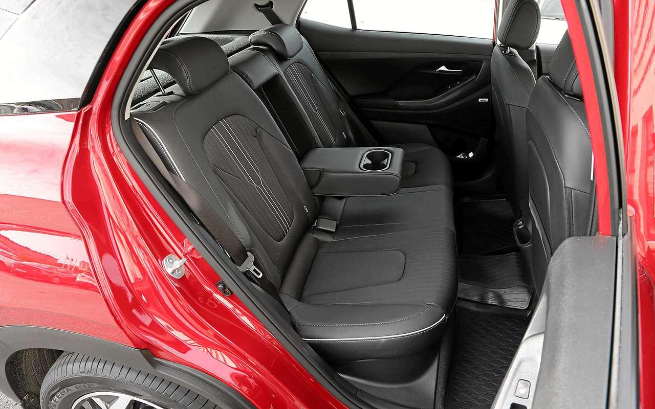 Hyundai Creta-2021: первый тест и интересные подробности - фото 1279213