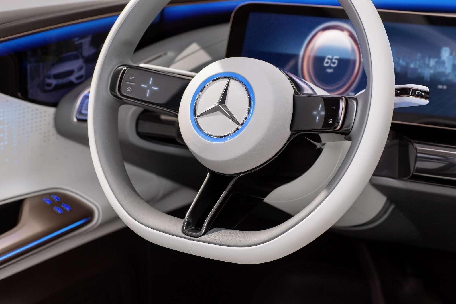 Mercedes-Benz Generation EQ: поколение чистоты— фото 641700