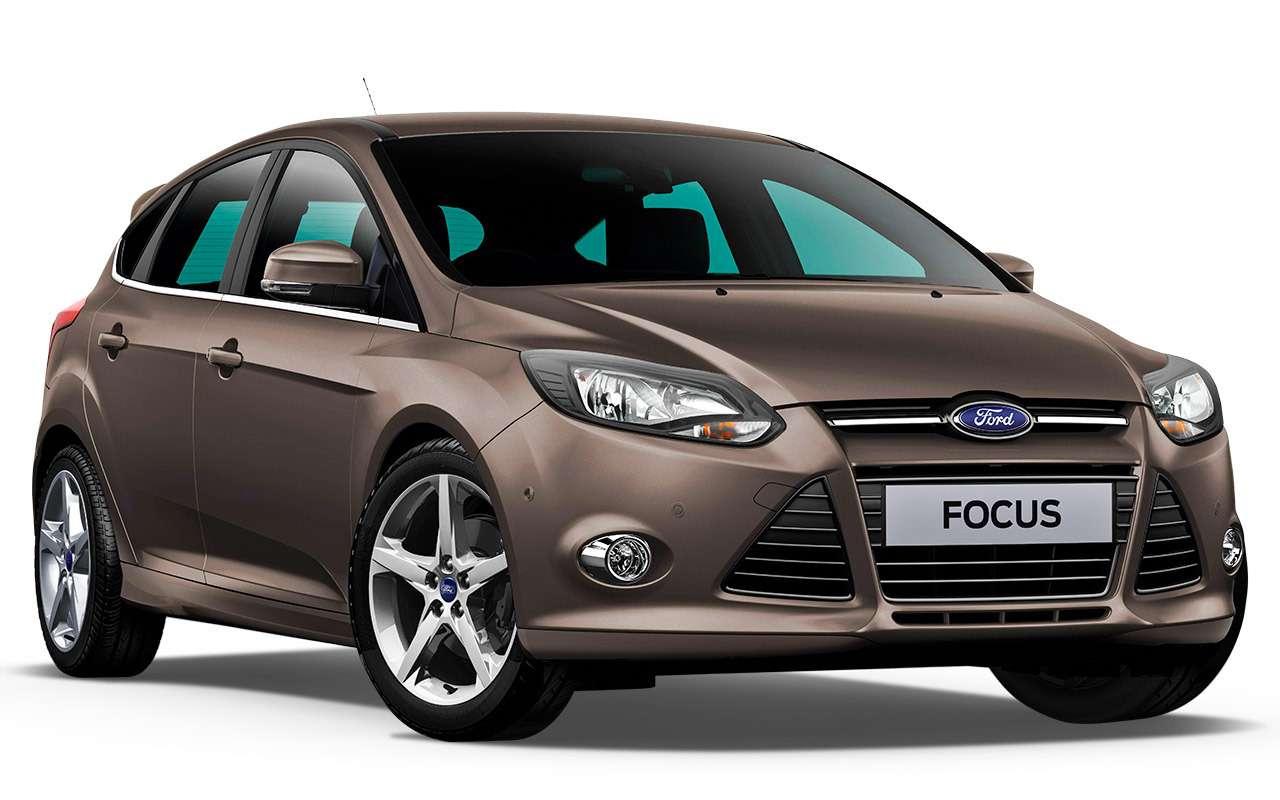 Ford Focus 3на вторичке: все его косяки— фото 887349