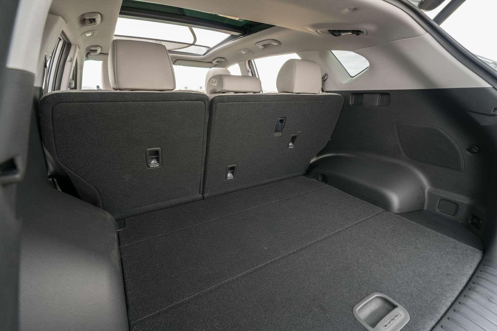 Hyundai Tucson пережил обновление. Итам сплошная «косметика»— фото 857928