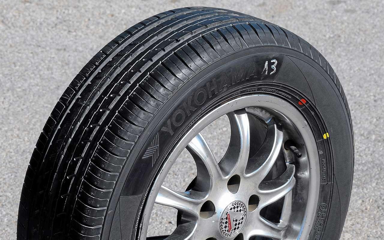 Летние 15-дюймовые шины— большой тест «Зарулем»— фото 1096838