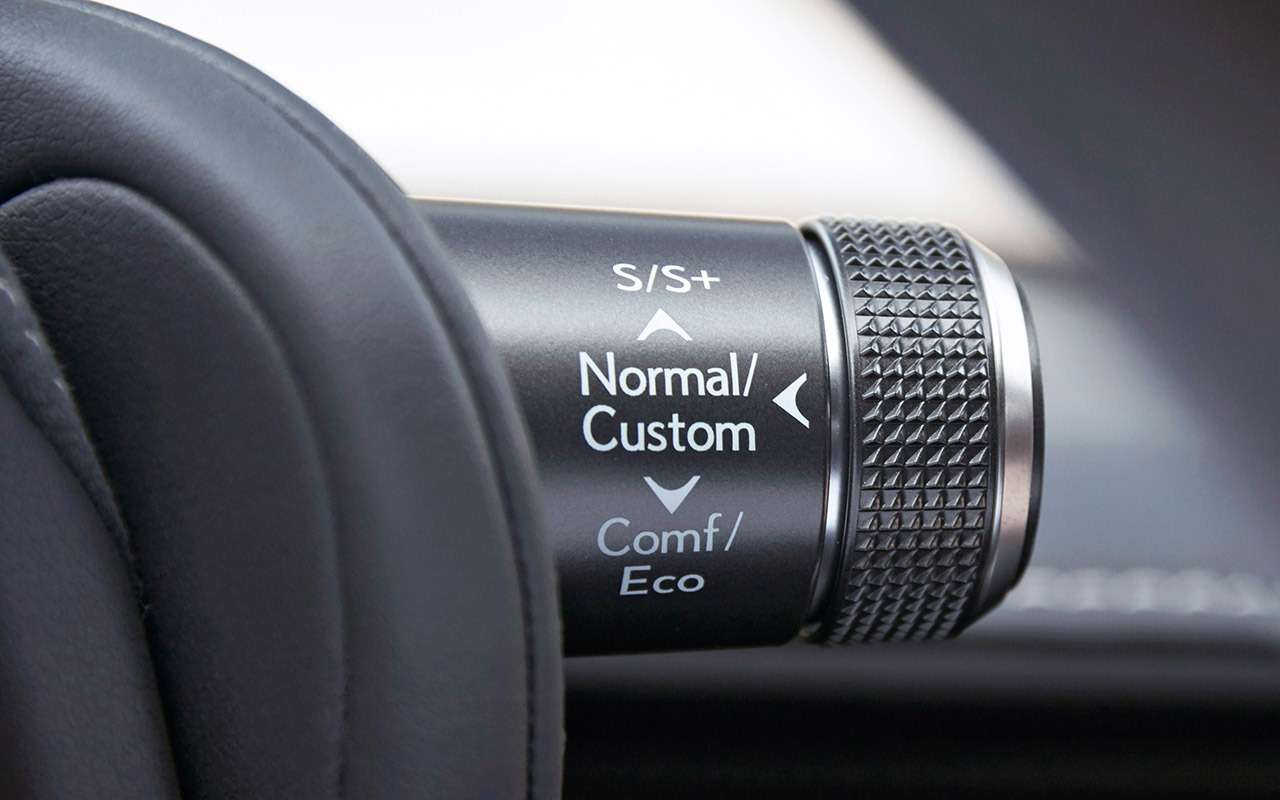Lexus LC500— тест-драйв ЗР— фото 805880