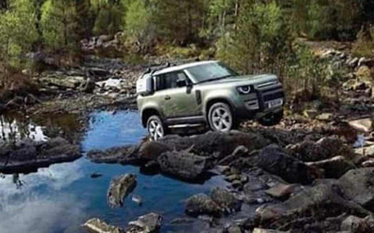 Land Rover Defender: главное стало известно допремьеры— фото 995163
