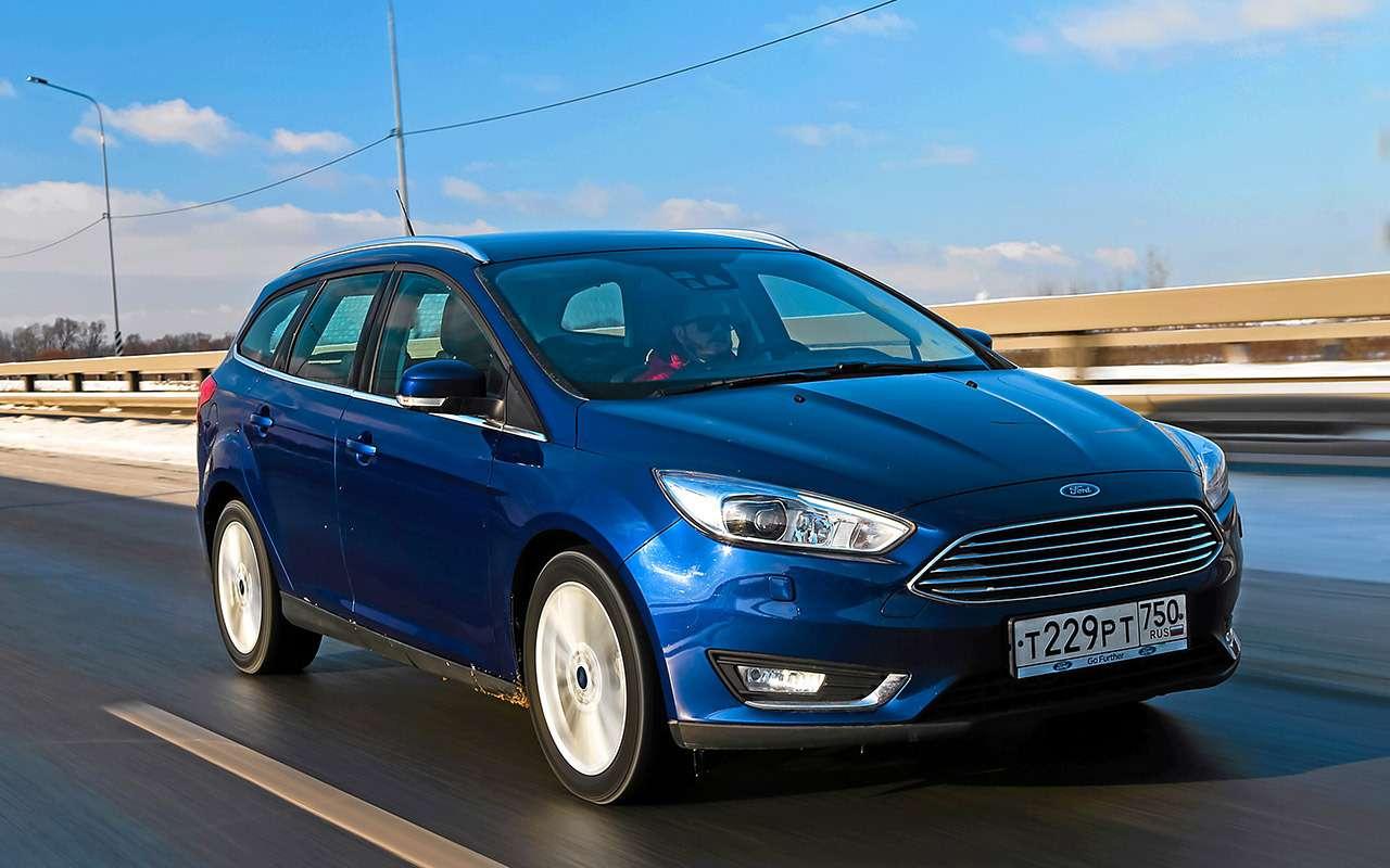 Ford Focus: когда менять масло икаков реальный расход— проверка «Зарулем»— фото 976061