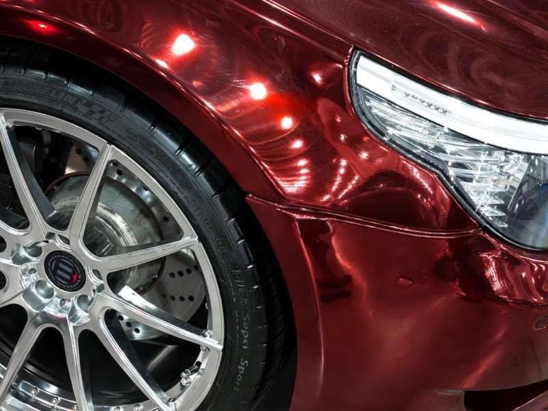 BMWM5E60на VIмеждународном Московском Тюнинг Шоу—2(1)