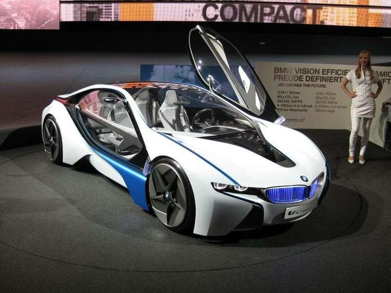 Концепт BMW M100