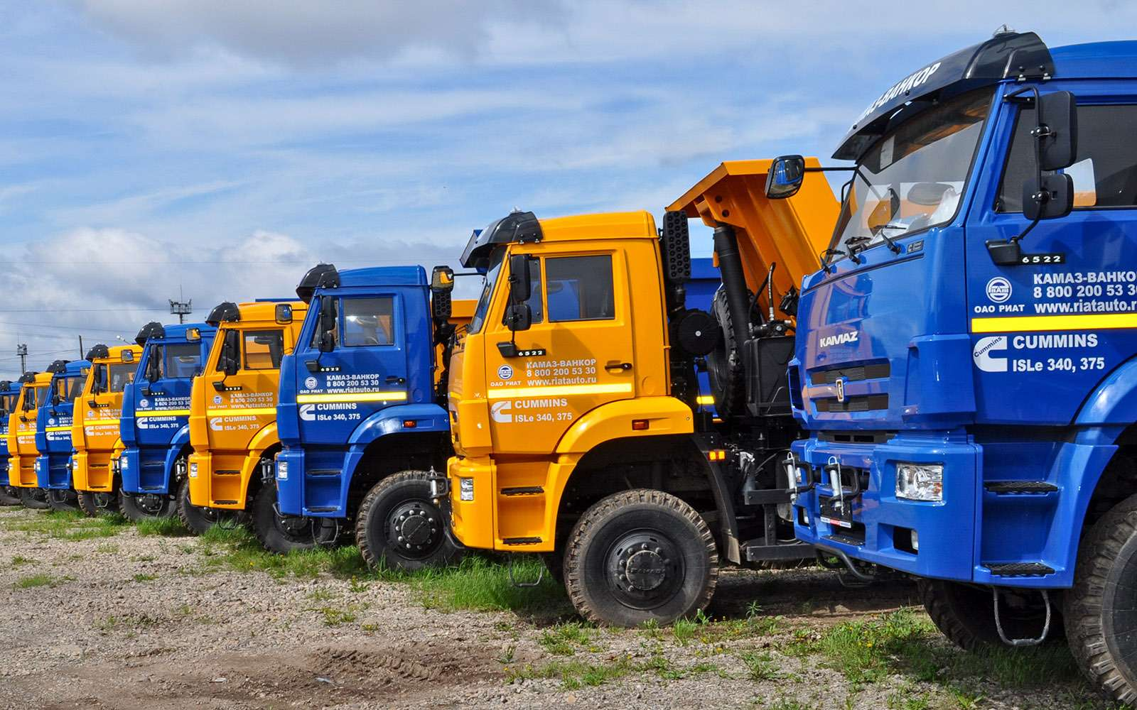 Локомотив: как коммерческие автомобили вытягивают рынок изкризиса— фото 719356