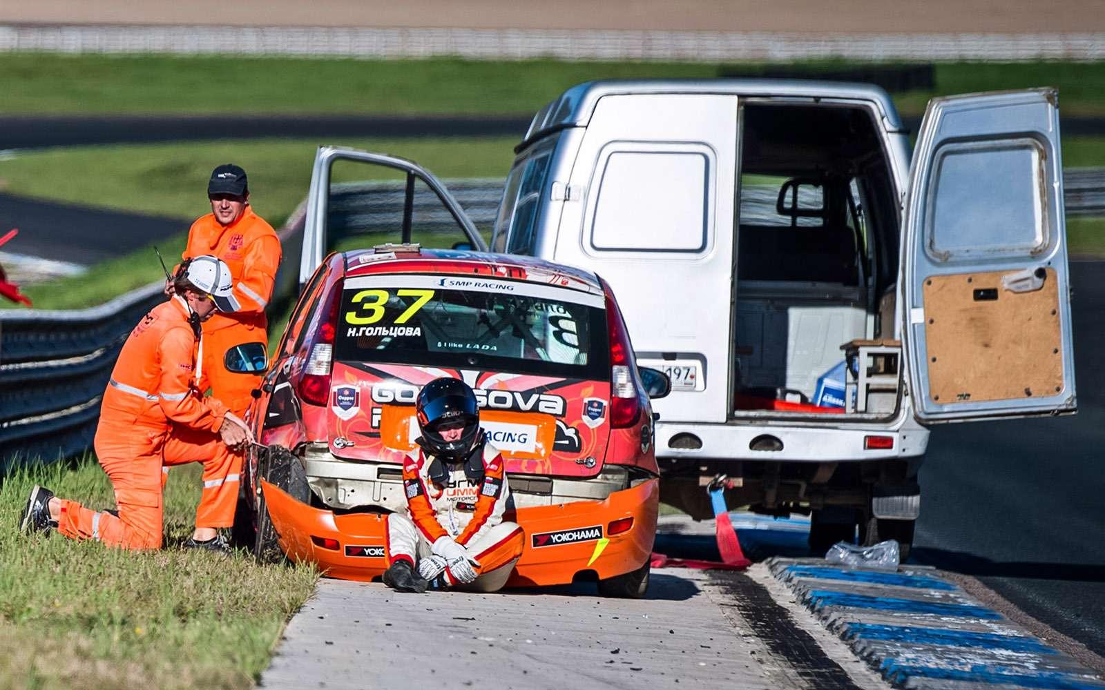 Российская серия кольцевых гонок: допоследней капли— фото 657860