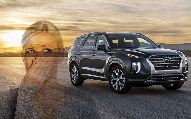 Запах нового Hyundai Palisade: чеснок идругие ароматы