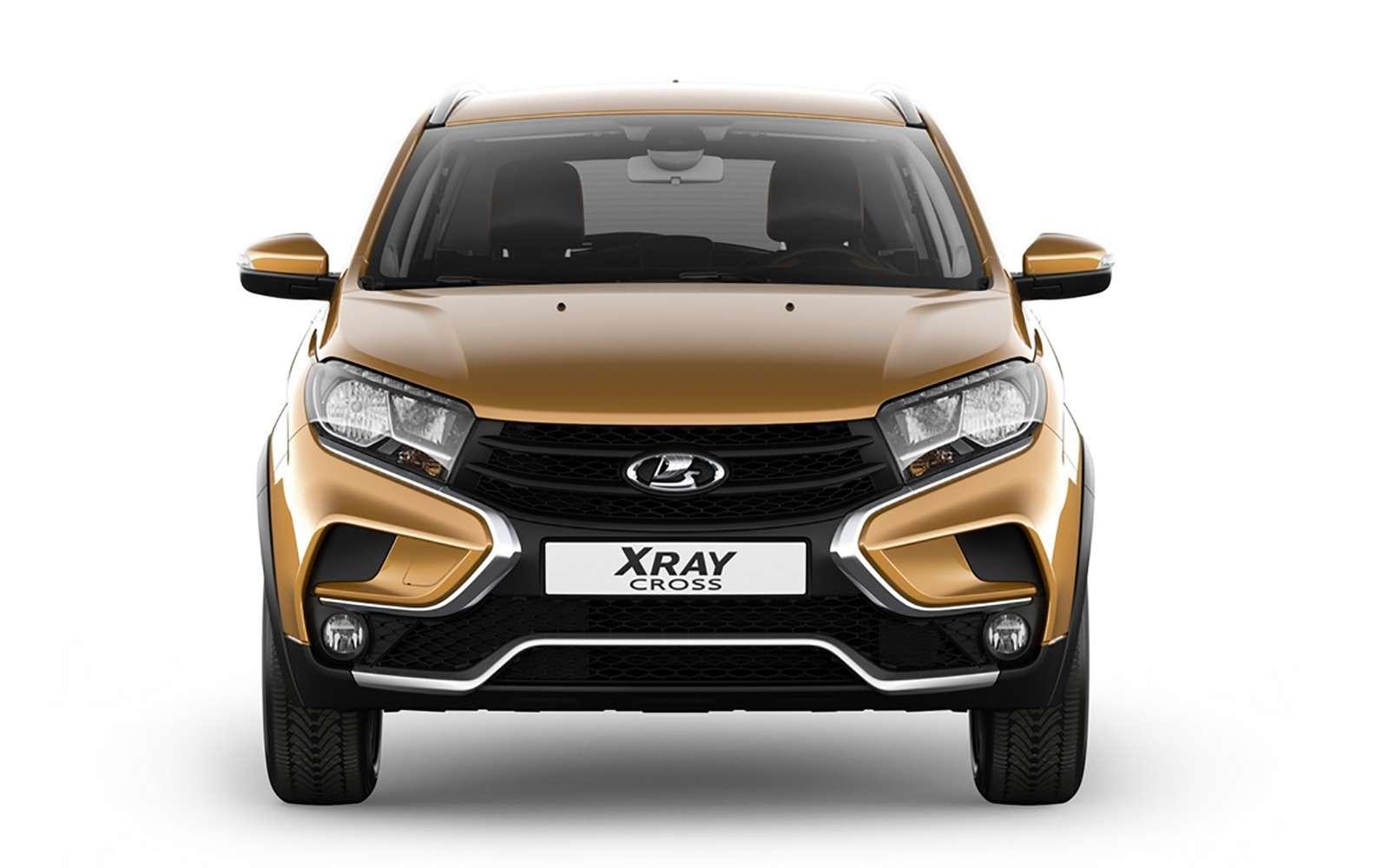 Lada XRAY Cross: все особенности модели— фото 905948